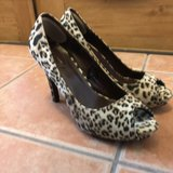 leopard print shoes size 8 in Okinawa, Japan