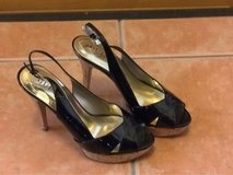 Black Guess shoes size 7 1/2 in Okinawa, Japan