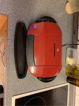 George Foreman Grill - 5 serving removable plate panini and grill in Ramstein, Germany