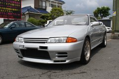 1992 NISSAN SKYLINE GT-R32 - Including LTO inspection & shipping in Okinawa, Japan