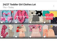 24M/2T Toddler Girl Clothes Lot in Okinawa, Japan