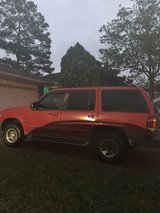 1999 Red Ford Explorer in Kingwood, Texas