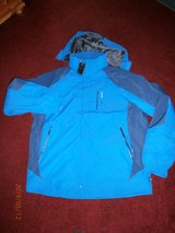 MENS VERY LARGE BRAND NEW SPORTS JACKET AND FLEECE 58 CHEST PROBLEY LIKE 6XL in Lakenheath, UK