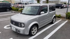 2006 Nissan Cube in Okinawa, Japan