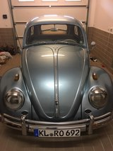 Rare Find! Classic 1958 VW Beetle, excellent condition, all docs, almost entirely original in Wiesbaden, GE
