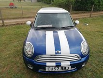 Low mileage Mini Cooper only 86,000 miles in Lakenheath, UK
