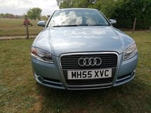 LOW MILEAGE AUDI A4 AUTO in Lakenheath, UK