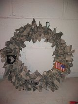 Army Wreath in Clarksville, Tennessee