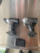 "Matco 3/8"" drive brushless impact and drill in Camp Pendleton, California"
