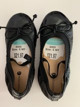 BRAND NEW - Toddler Baby Girl Dress Shoes - Size 6 MT in Chicago, Illinois