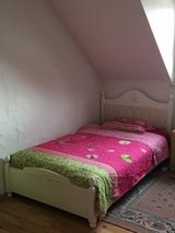 American Full size bed in Ramstein, Germany