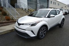 2019 TOYOTA CHR XLE in BLIZZARD PEARL - Perfect Crossover for GERMANY! in Spangdahlem, Germany