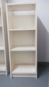 small white bookcase in Wiesbaden, GE