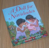 A Doll for Navidades by Esmeralda Santiago Hard Cover Book Age Range 4 - 8 in Chicago, Illinois