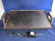 REGAL Electric Griddle Non-Stick Immersible VINTAGE in Chicago, Illinois