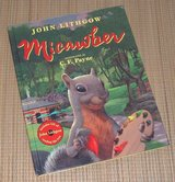 NEW Vintage 2002 Micawber by John Lithgow Hard Cover Book & CD Set Age Range 4 - 8 in Joliet, Illinois