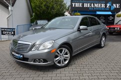 2010 MERCEDES BENZ E350 AWD US SPEC. #21 in Spangdahlem, Germany