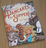 Pancakes for Supper Hard Cover Book Age Range 3 - 5 in Plainfield, Illinois