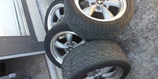 Mustang rims in Bellaire, Texas