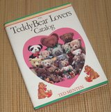 Vintage 1985 The Teddy Bear Lovers Catalog Hard Cover Book A Treasury of Bearfaced Pleasure in Yorkville, Illinois
