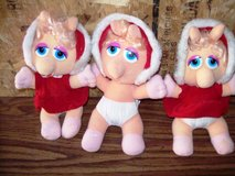 3 Miss Piggy Stuff Dolls in Alamogordo, New Mexico