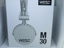 WESC M30 Stereo Headphones in Lakenheath, UK