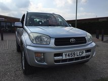 TOYOTA RAV4 AUTOMATIC 3 DOOR in Lakenheath, UK
