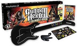 play station2, guitar hero lll legends of rock in Naperville, Illinois