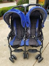 Combi Double Stroller in Naperville, Illinois