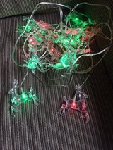Holiday and fairy lights 220v plug in Ramstein, Germany