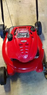 Troy bilt Briggs & Stratton lawn mower in Camp Pendleton, California