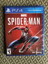 Spider-Man ps4 in Fort Campbell, Kentucky