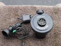 OZARK TRAIL ELECTRIC AIR PUMP OR COGHLAN'S 12 VOLT PUMP in Plainfield, Illinois