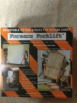 Forearm Forklift Lifting Straps in Fairfield, California