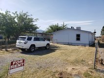 $600 , 3 Bed/ 2 Bath/ 2 Sheds , Cheapest rent in Alamogordo, New Mexico