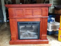 Fireplace in Kingwood, Texas