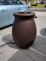 Rain Barrel in Camp Pendleton, California