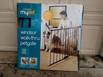 2 Pet gates in Kingwood, Texas