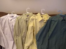 2 XL  &  2 XXL Men dress shirt in Yorkville, Illinois