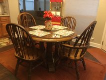 Kitchen Table---Solid Wood in Kingwood, Texas