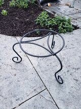 Wrought Iron Plant Stand in Plainfield, Illinois