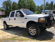 1999 FORD F-350 SUPER DUTY, CREW CAB, 4X4, XLT, SHORT BED, 7.3 POWER STROKE DIESEL in bookoo, US
