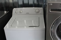 HOTPOINT washer (free delivery) credit card accepted in Camp Lejeune, North Carolina