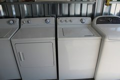 GE washer & dryer (free delivery(credit card accepted in Camp Lejeune, North Carolina