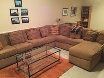Large sectional - good condition in Lockport, Illinois