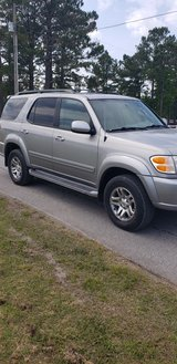 2003 Toyota sequoia in Camp Lejeune, North Carolina