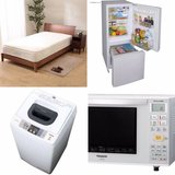 Looking For Japanese Bed/Refrigerator/Washer/Microwave in Okinawa, Japan