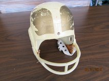 Vintage Rick Carases Kid's Football Helmet. in Oswego, Illinois