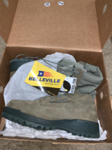 Brand New Belleville Steel Toe Military Boots in Nellis AFB, Nevada