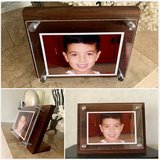 Handmade Solid Walnut Modern picture frame. in Okinawa, Japan